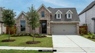 2476W - Copper Bend 50': Cypress, Texas - Perry Homes