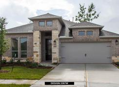 2267W - Balmoral 50': Humble, Texas - Perry Homes