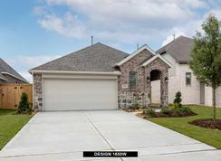 1650W - Candela 40': Richmond, Texas - Perry Homes