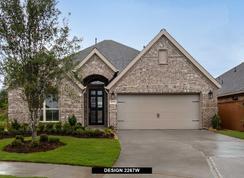 2267W - Aliana 50': Richmond, Texas - Perry Homes