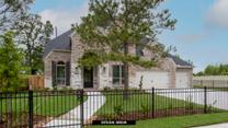Harper's Preserve 60' by Perry Homes in Houston Texas