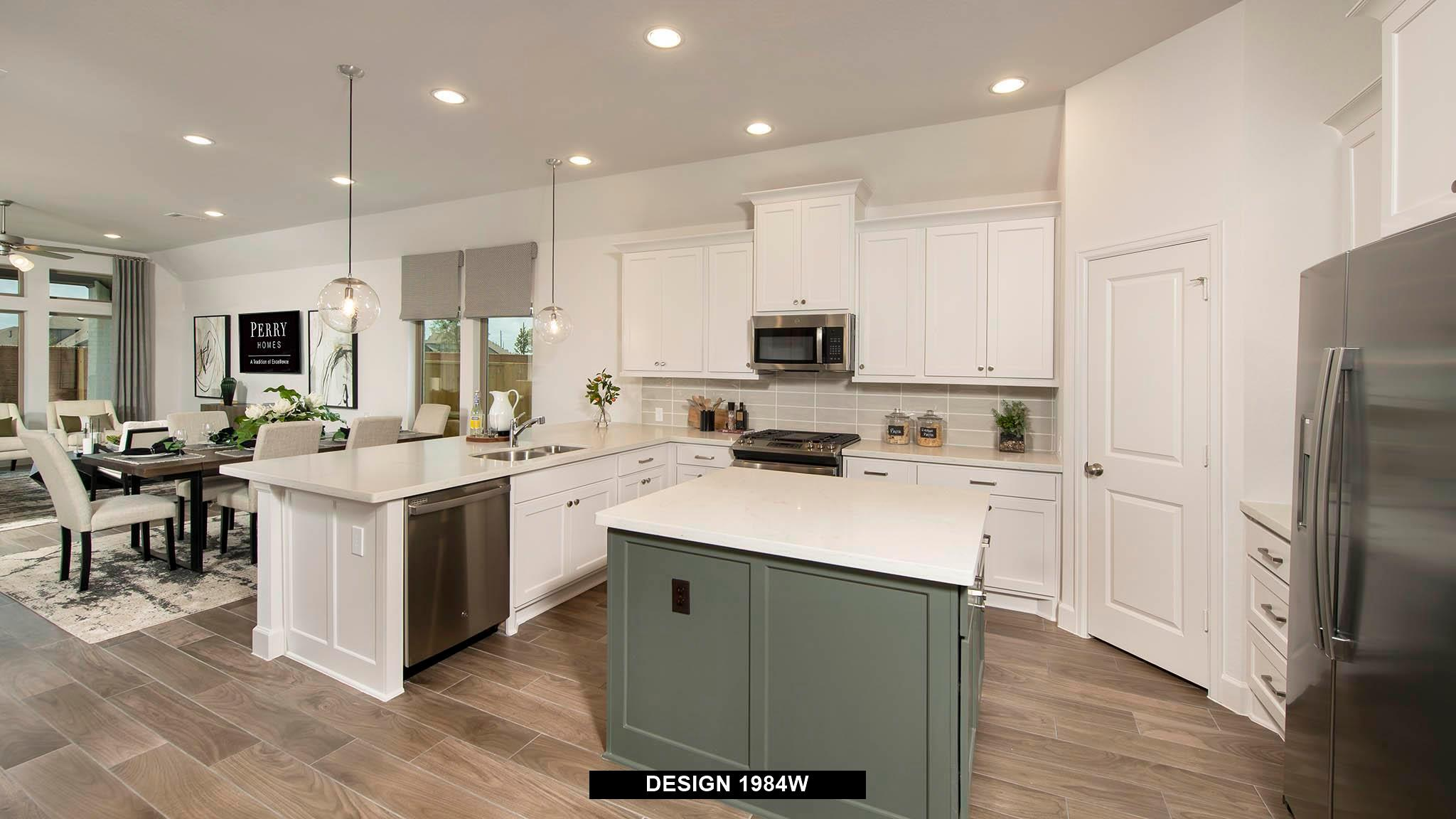 Kitchen featured in the 1984W By Perry Homes in San Antonio, TX