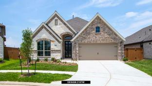 2187W - Balmoral 50': Humble, Texas - Perry Homes