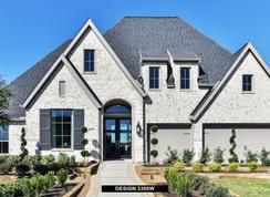 3300W - Firethorne 70': Katy, Texas - Perry Homes