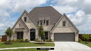3714W - Del Bello Lakes 70': Manvel, Texas - Perry Homes