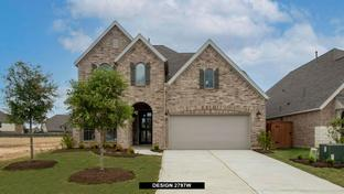 2797W - Copper Bend 50': Cypress, Texas - Perry Homes
