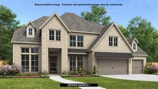 4263W - The Colony 80': Bastrop, Texas - Perry Homes