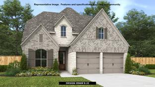 2594W - Copper Bend 50': Cypress, Texas - Perry Homes