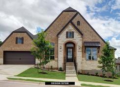 3578W - Rancho Sienna 70': Georgetown, Texas - Perry Homes