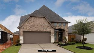 2018W - Lakes of Bella Terra West 40': Richmond, Texas - Perry Homes