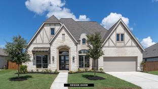 3520W - Meridiana 80' - Gated: Iowa Colony, Texas - Perry Homes