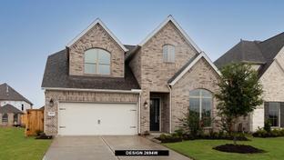 2694W - Candela 50': Richmond, Texas - Perry Homes