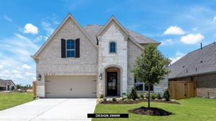 2999W - Candela 50': Richmond, Texas - Perry Homes