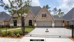 3258W - Harper's Preserve 60': Conroe, Texas - Perry Homes