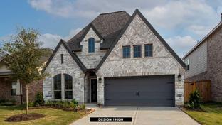 1950W - Elyson 45': Katy, Texas - Perry Homes