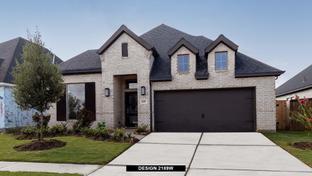 2189W - Cane Island 50': Katy, Texas - Perry Homes