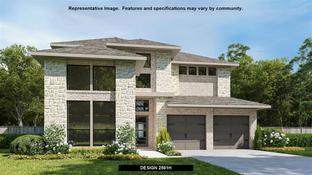 2561H - Carpenter Hill 55': Buda, Texas - Perry Homes