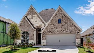 2714W - Meridiana 50': Iowa Colony, Texas - Perry Homes