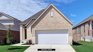 1500W - Ladera 40': San Antonio, Texas - Perry Homes