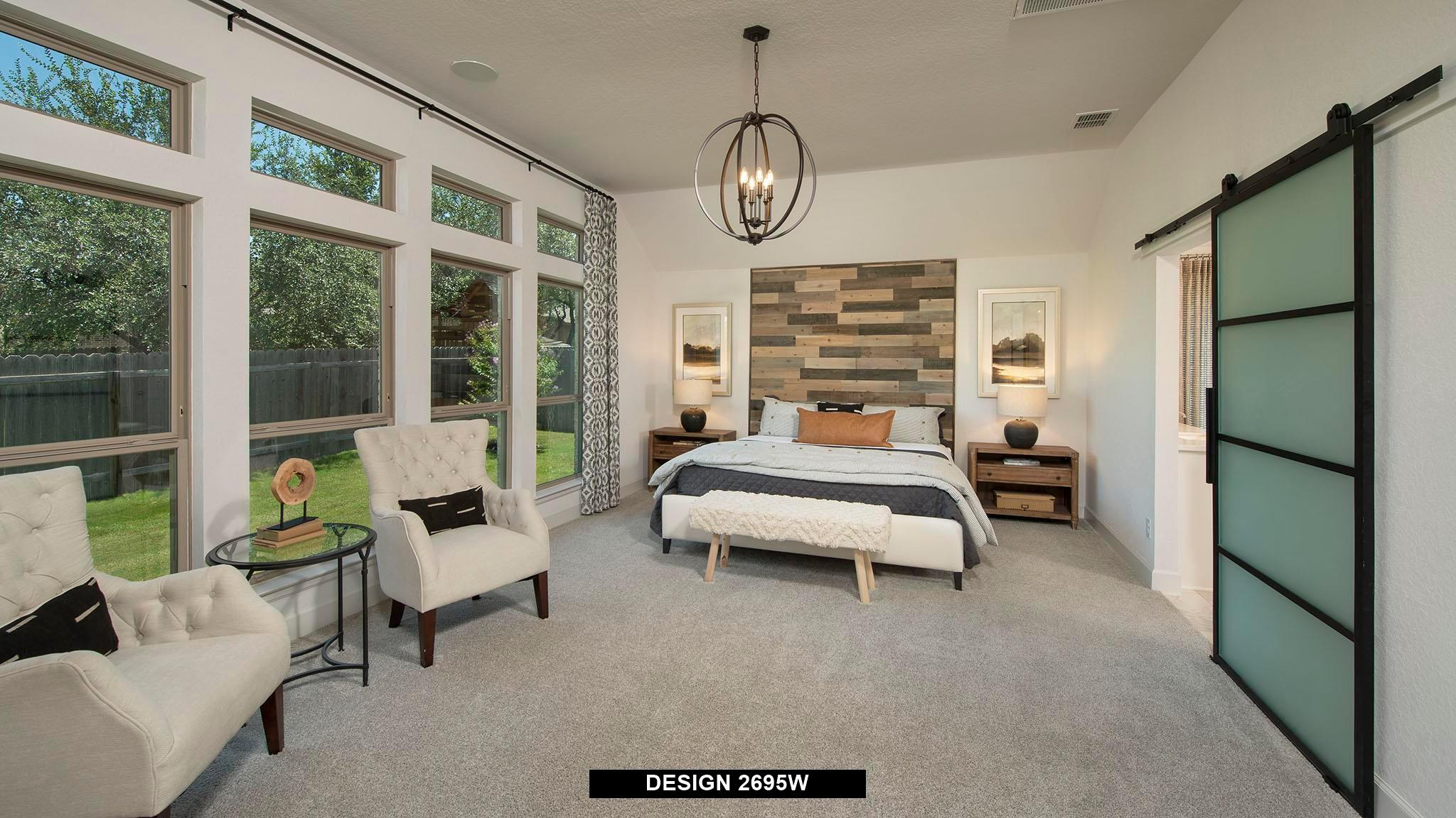 Bedroom featured in the 2695W By Perry Homes in San Antonio, TX