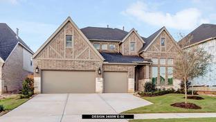 3400W - Cross Creek Ranch 60': Fulshear, Texas - Perry Homes
