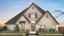 Sandbrock Ranch 60' by Perry Homes in Dallas Texas