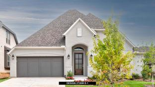 2726W - Reserve at Creekside 60': Denton, Texas - Perry Homes