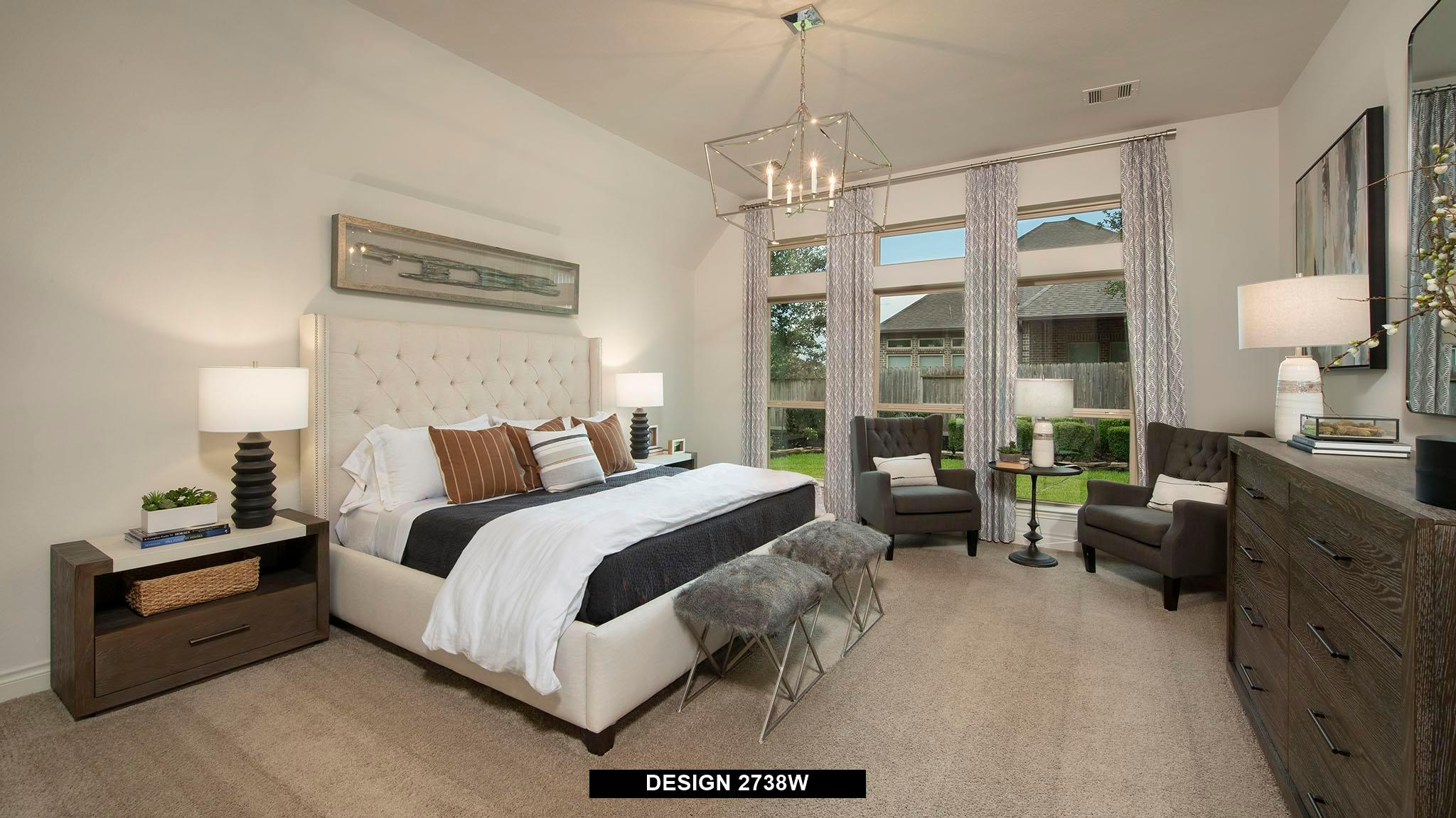 Bedroom featured in the 2738W By Perry Homes in San Antonio, TX