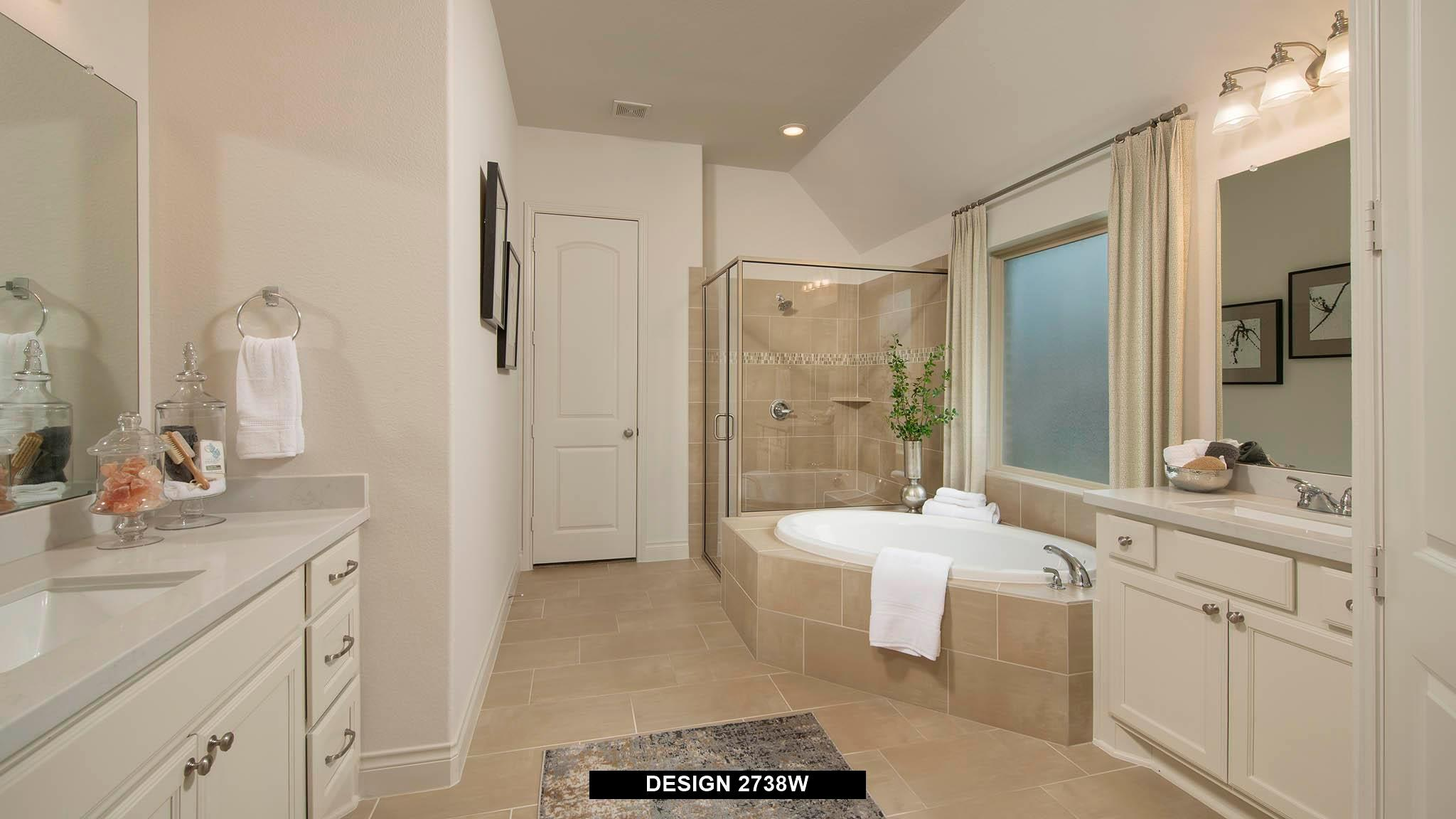 Bathroom featured in the 2738W By Perry Homes in San Antonio, TX