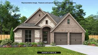 2714W - Sienna 50': Missouri City, Texas - Perry Homes