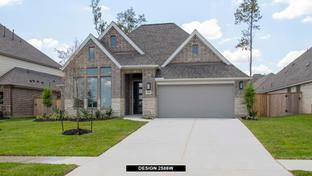 2586W - Tavola 55': New Caney, Texas - Perry Homes
