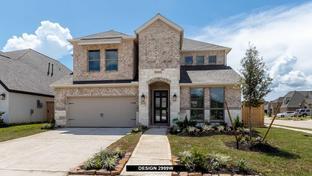 2999W - Sienna 50': Missouri City, Texas - Perry Homes