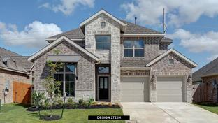 2722H - The Village of Mill Creek 50': Seguin, Texas - Perry Homes