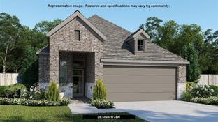 1735W - Palmera Ridge 40': Leander, Texas - Perry Homes