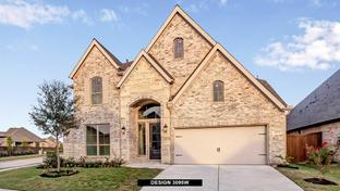 3095W - Meridiana 55': Iowa Colony, Texas - Perry Homes
