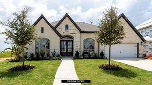 3578W - Meridiana 70': Manvel, Texas - Perry Homes