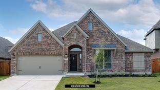 2943W - Fronterra at Westpointe 60': San Antonio, Texas - Perry Homes