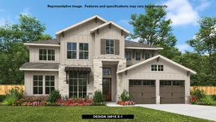 3491E - Easton Park 60': Austin, Texas - Perry Homes