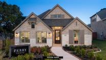 Johnson Ranch 55' by Perry Homes in San Antonio Texas