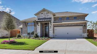 2737W - Elyson 55': Katy, Texas - Perry Homes