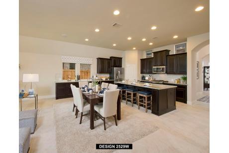 Kitchen-in-2529W-at-Jordan Ranch 50'-in-Fulshear