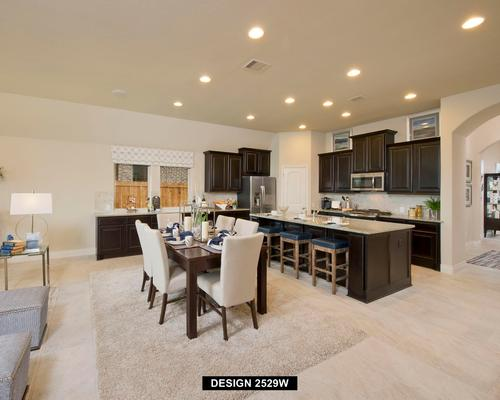 Kitchen-in-2529W-at-The Ranches at Creekside 55'-in-Boerne