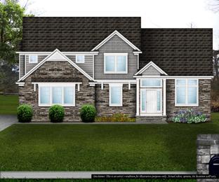Whitfield - Braemar Farms: Broadview Heights, Ohio - Petros Homes