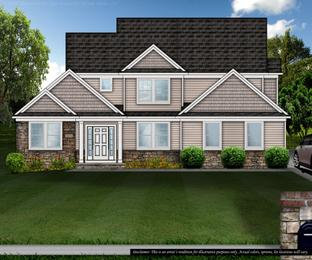 Riverview - Braemar Farms: Broadview Heights, Ohio - Petros Homes