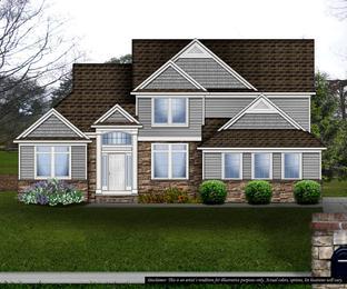 Homestead (Expanded) - Love Farm: Strongsville, Ohio - Petros Homes