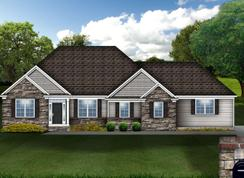 Hampshire - Braemar Farms: Broadview Heights, Ohio - Petros Homes