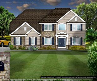 Creekside - Braemar Farms: Broadview Heights, Ohio - Petros Homes