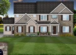 Bridgewater - Love Farm: Strongsville, Ohio - Petros Homes