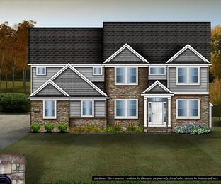 Crestwood (Expanded) - Love Farm: Broadview Heights, Ohio - Petros Homes