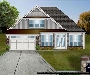 Newport (2-Story) - The Village: Brecksville, Ohio - Petros Homes